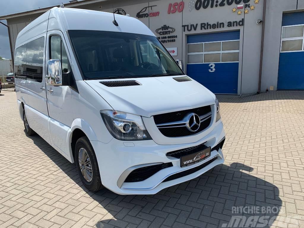 Mercedes-Benz CUBY SPRINTER 319 Taxi Bus Model 906 DOSTĘPNY !!!
