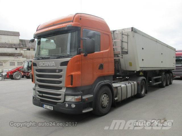 Scania R440 LA4X2MNA