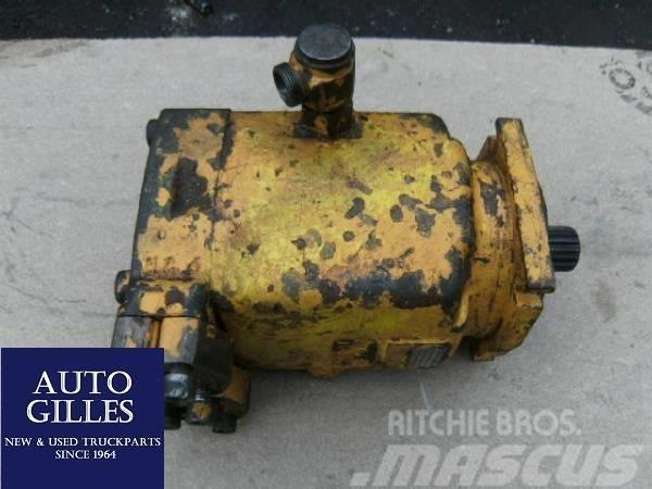 Liebherr Hydraulikmotor Fahrantrieb LMF 90
