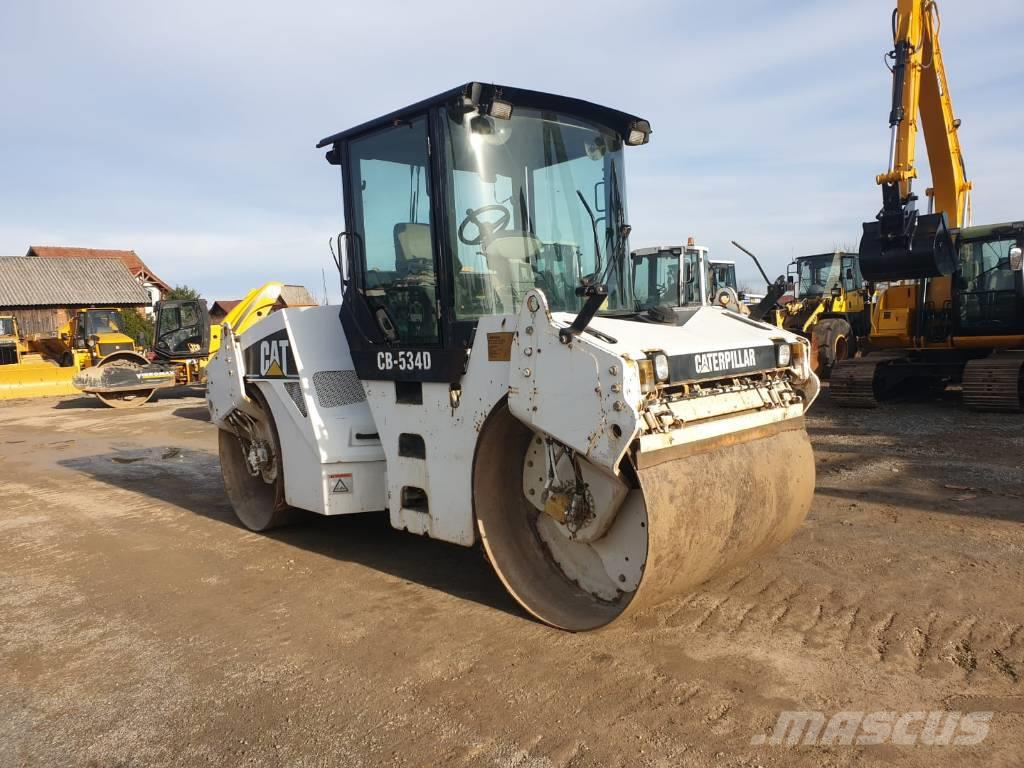 Caterpillar CB 534 D