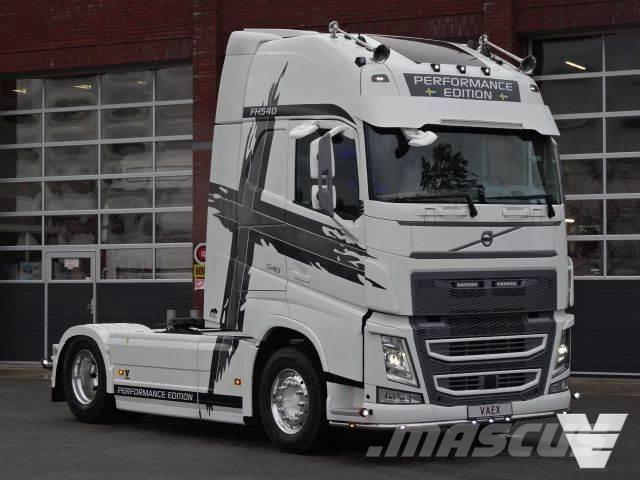 Volvo FH540 XL Showtruck NEW! VAEX Performance Edition!