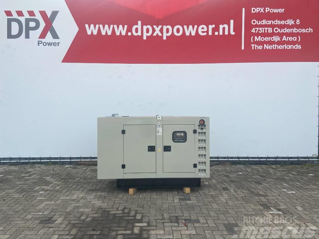 Baudouin 4M06G35 - 33 kVA Generator - DPX-19553