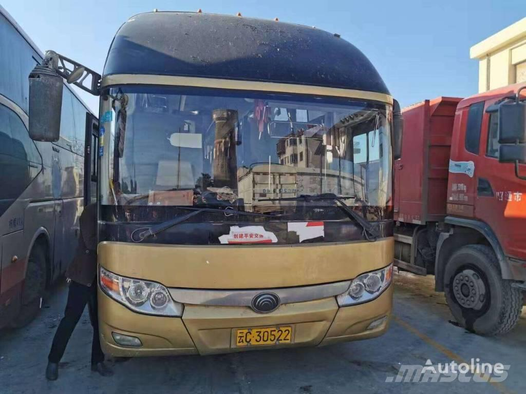 Yutong City bus interurban bus 2016