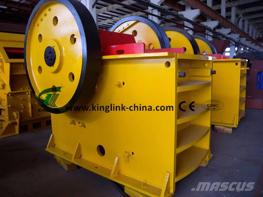 Kinglink Jaw Crusher PE-600x900