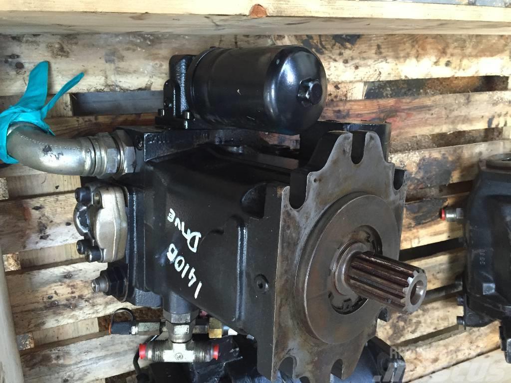 Timberjack 1410B TRANS PUMP F074560