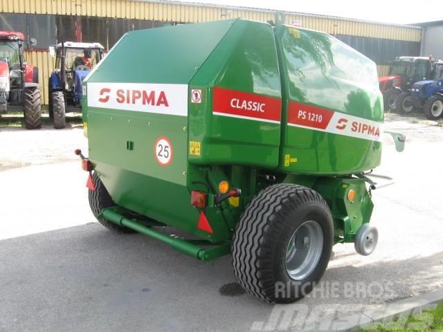Sipma PS 1210 CLASSIC Baler