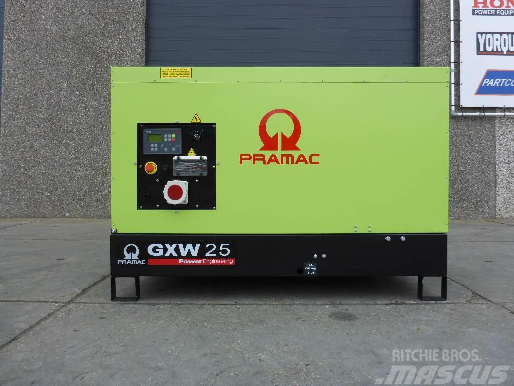 Pramac GXW 25 KVA - Weichai