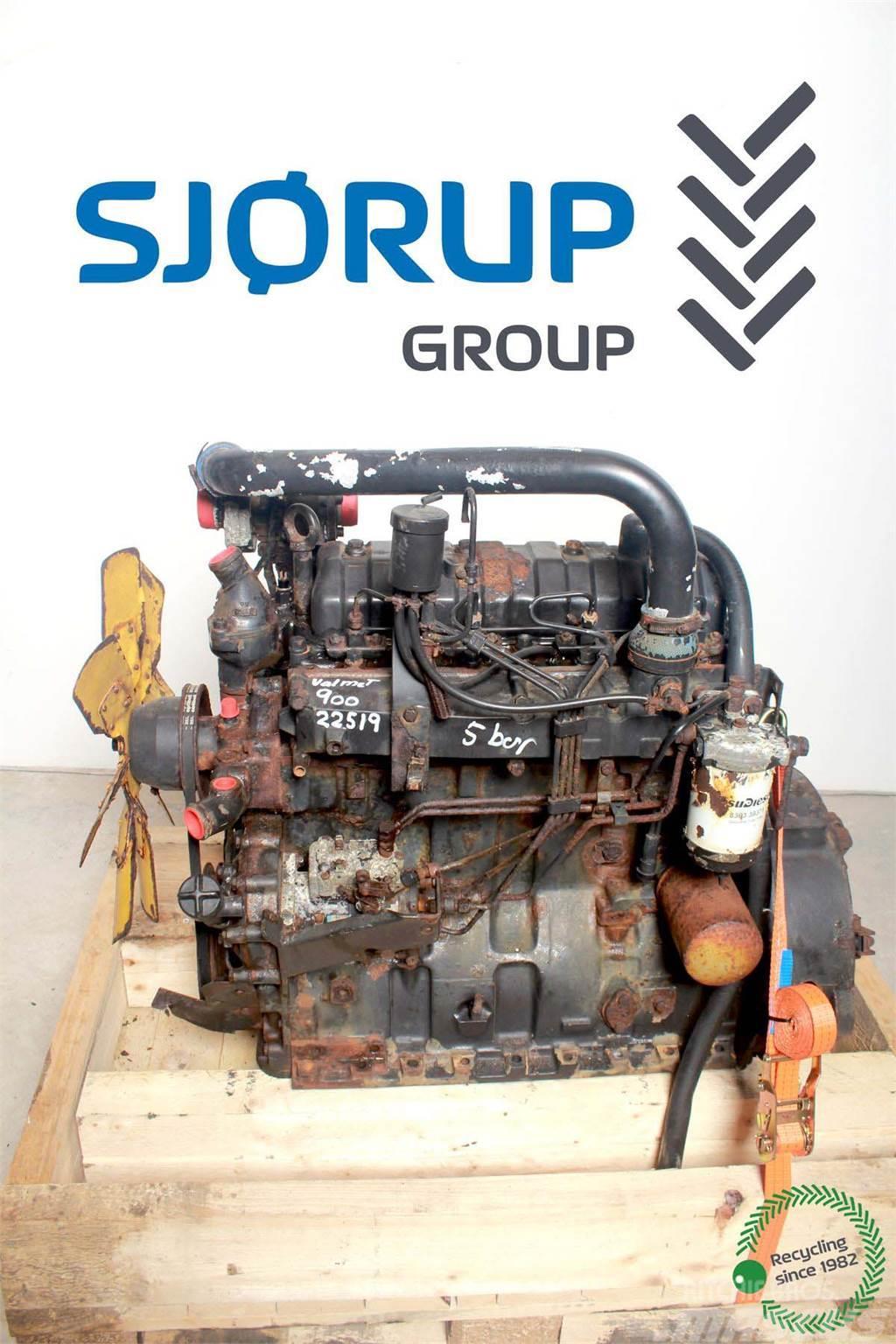 Valtra 900 Engine
