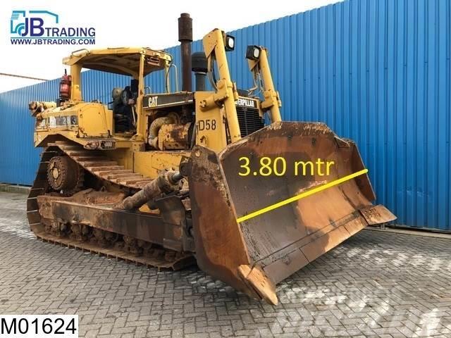 Caterpillar D8R 5 UNITS, Crawler tractor, Dozer, 245 KW, Bucke