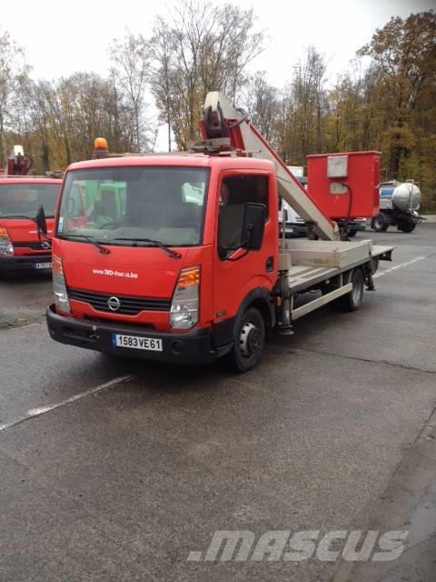 Nissan CABSTAR 35.11 MIT MULTITEL 16 M