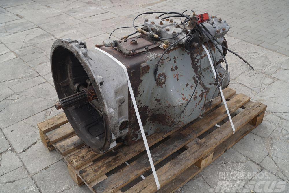 инструкция коробка передач volvo sr 1900
