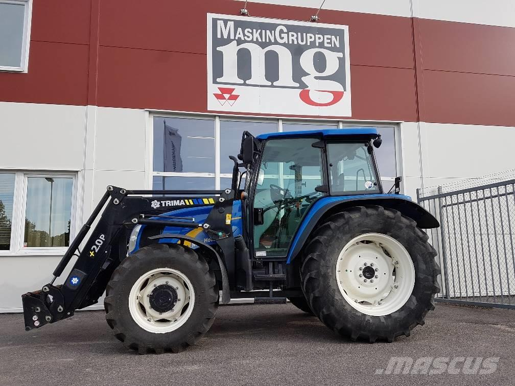New Holland T 5050