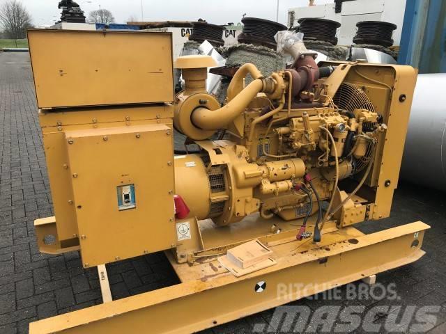 Caterpillar 3304 - Generator Set 113 kVa - DPH 104883