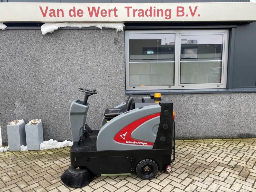 [Other] veeg zuig machine SCHROBBY SWEEPER  WS1250XL veegm
