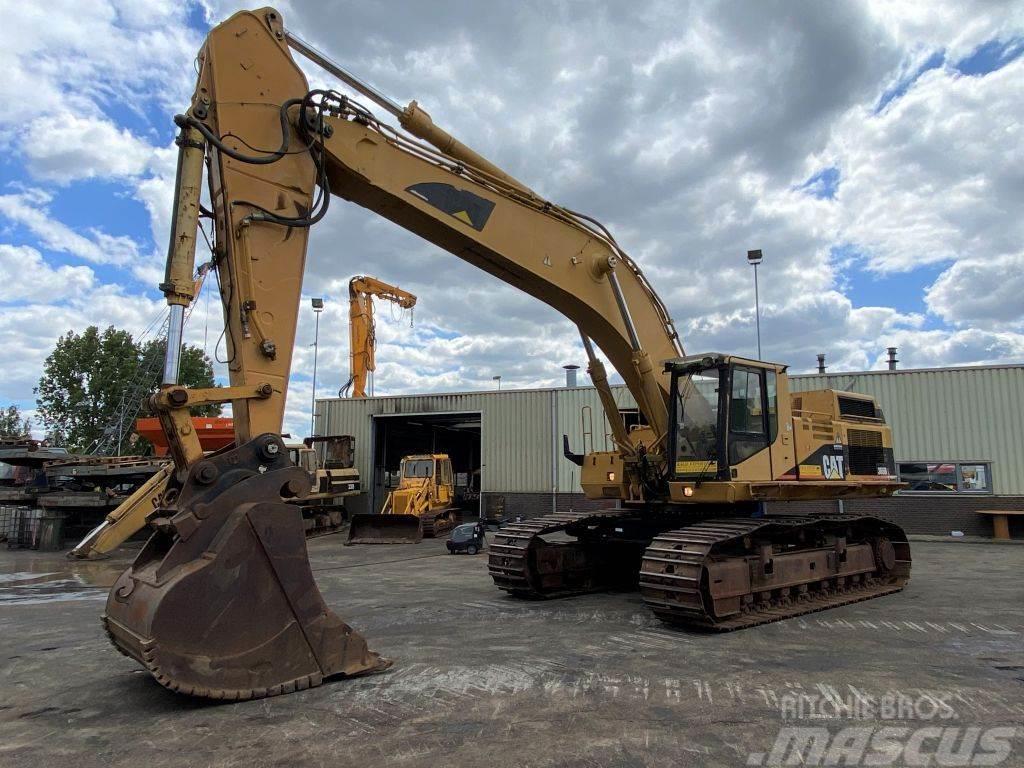 Caterpillar 365BL Track Excavator 70T. Hammer Line Good Condit