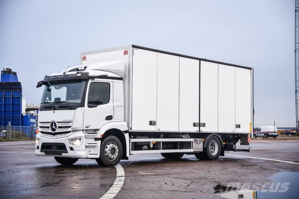 Mercedes-Benz Actros V 1832L Distribution
