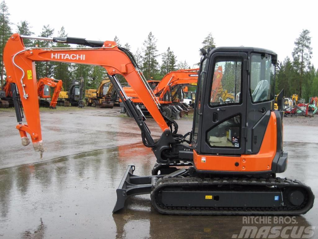 Hitachi ZX55U-5A UUSI KÄYTTÄMÄTÖN