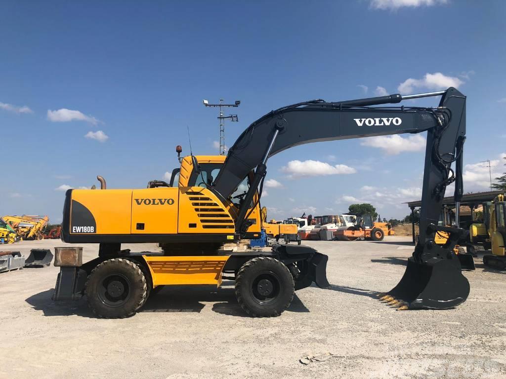 Volvo EW 180 B