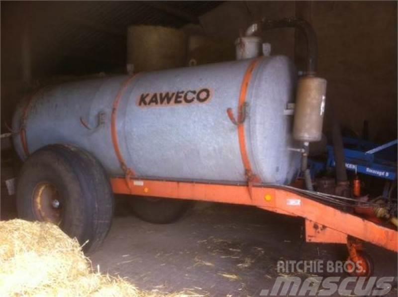 Kaweco 6000LTR VACUUMTANK
