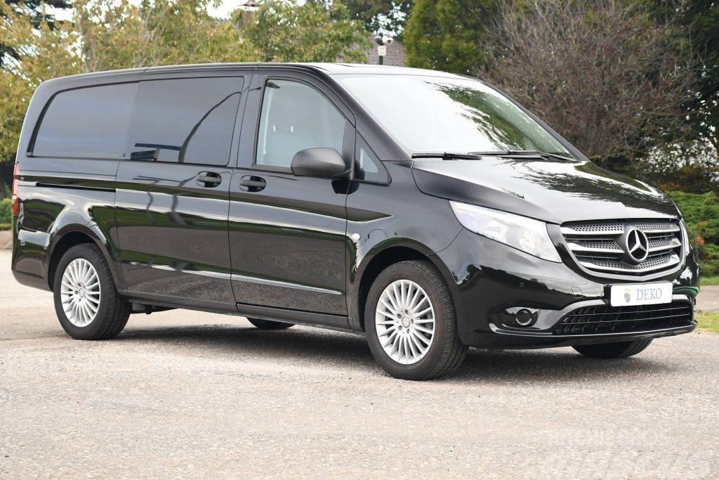 Mercedes-Benz Vito 111CDI !!DC DUBBELE CABINE!!26DKM!!!AIRCO/LEE