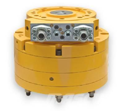 Thumm 640 H-1/3 SAE1 1/4 | ROTATOR HYDRAULICZNY | 40 Ton
