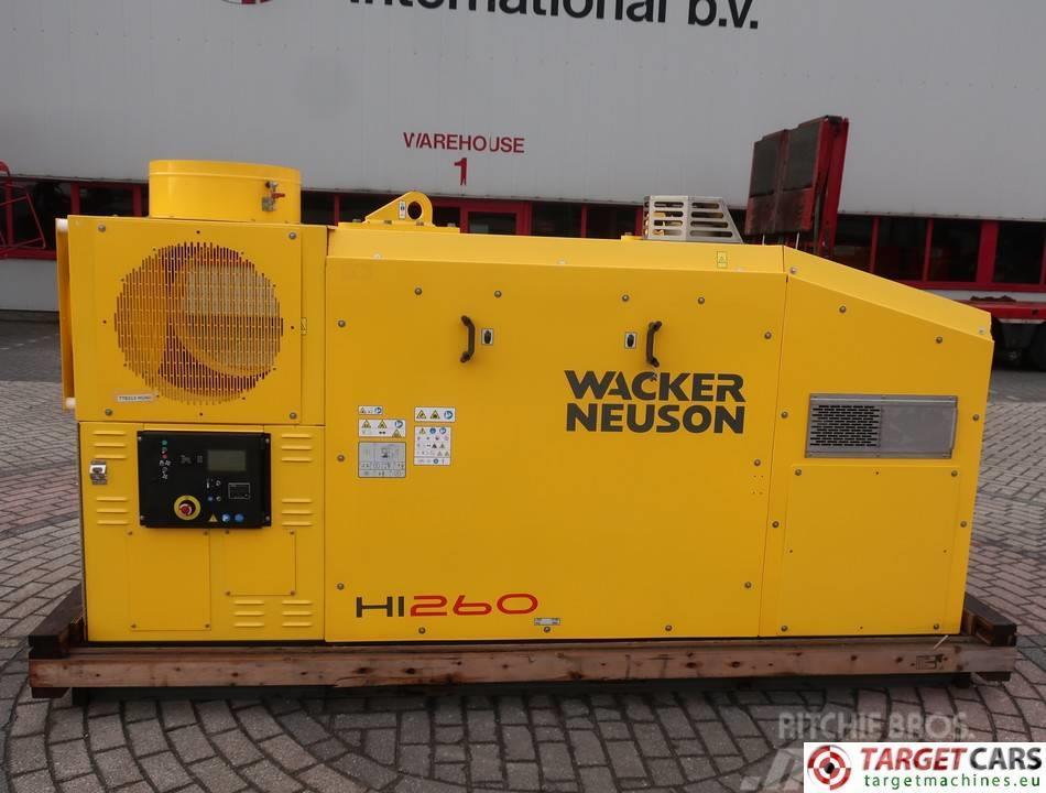 Wacker Neuson HI260 Air Diesel Heater 242kW 380V NEW UNUSED