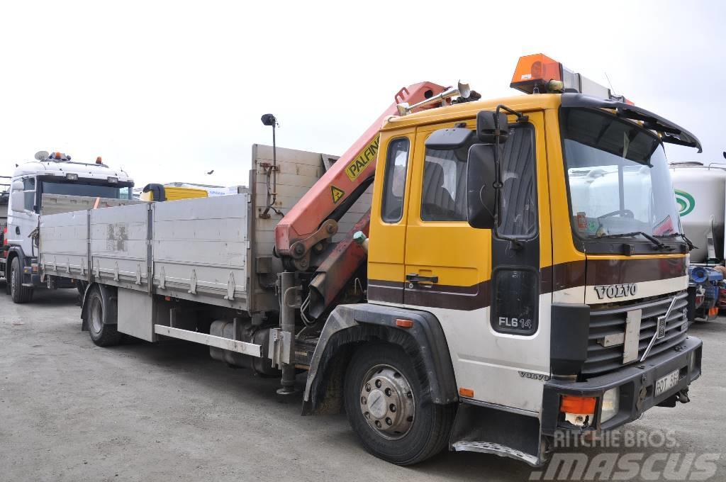 Volvo FL614 4X2  180