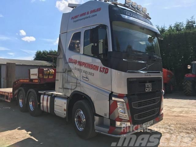 Volvo FH13 540 6x4 120 ton