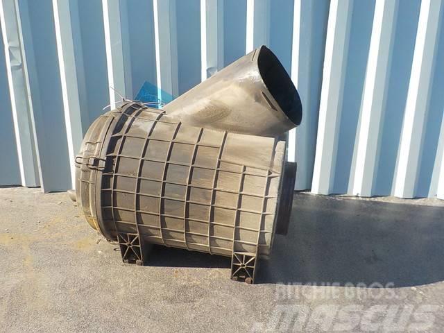 Scania 4 series Air filter body 1335674/110910/110912/187