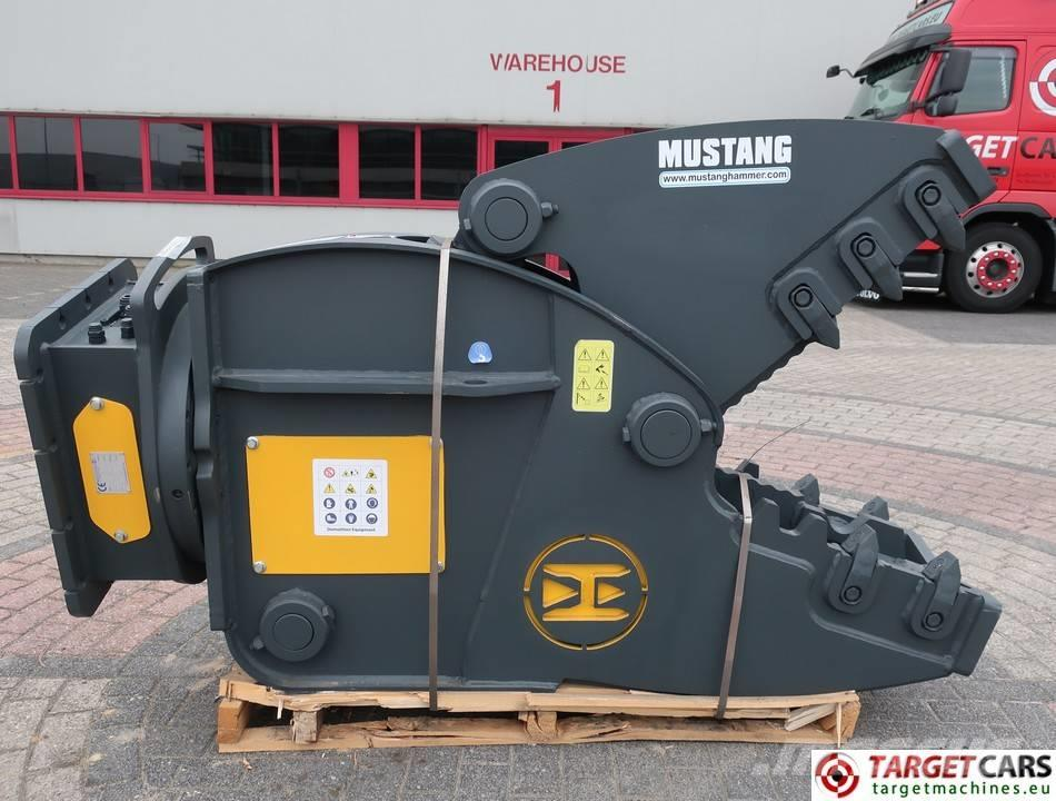 Mustang Hammer RHP2000 Hydr.Rot Crusher Pulverizer 15~22T