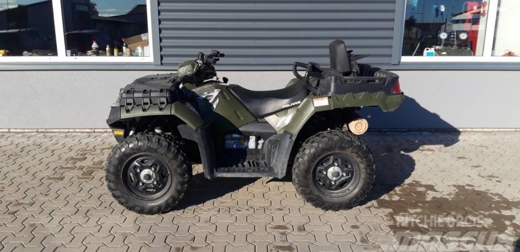 Polaris Sportsman 550X2