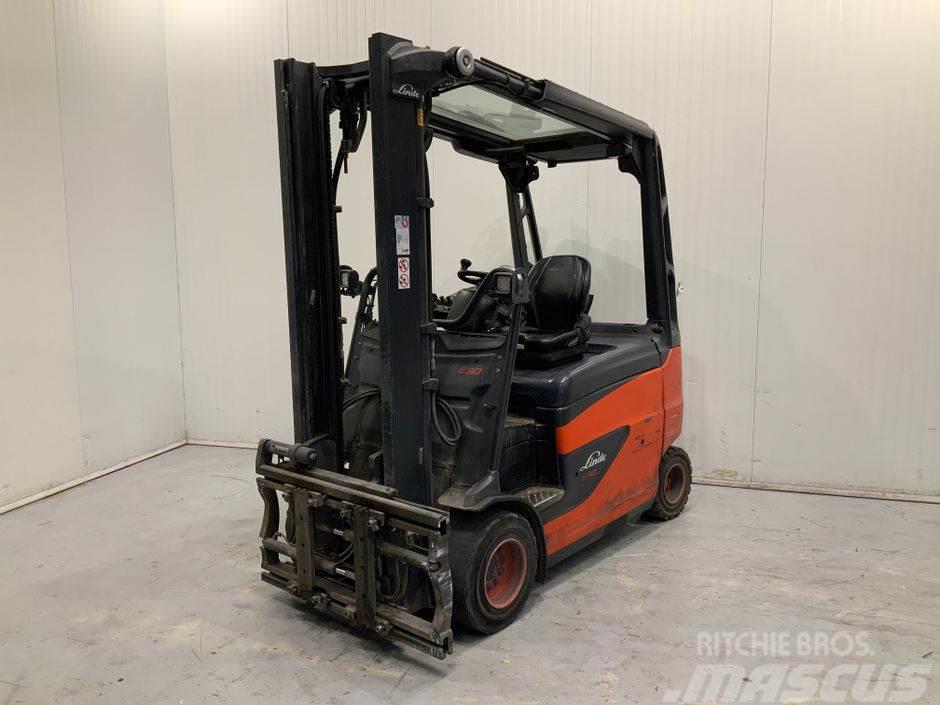 Linde E30/600 RHL 387 Serie