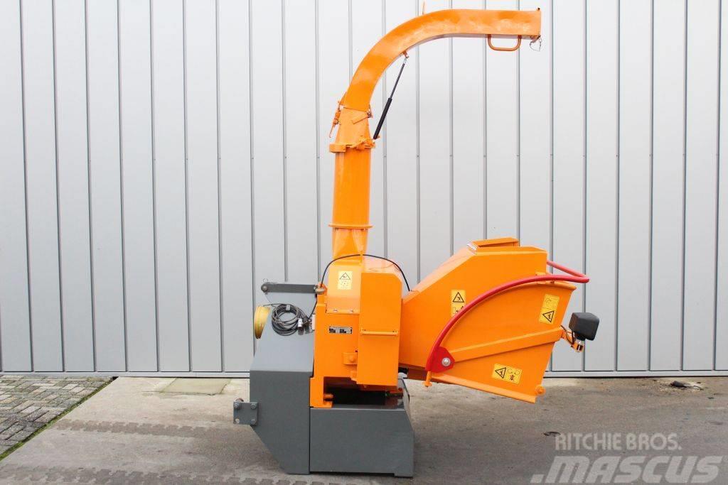 Jensen A328 ZL houtversnipperaar / Holzhacksler / chipper