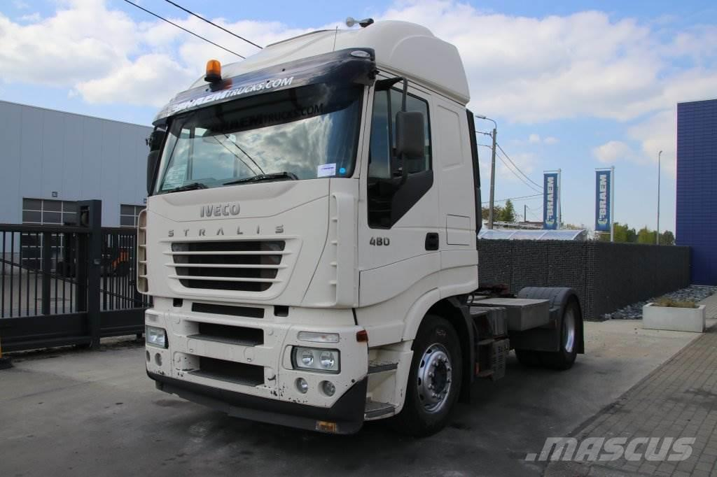 Iveco STRALIS 440AS48 + Kiphydr.