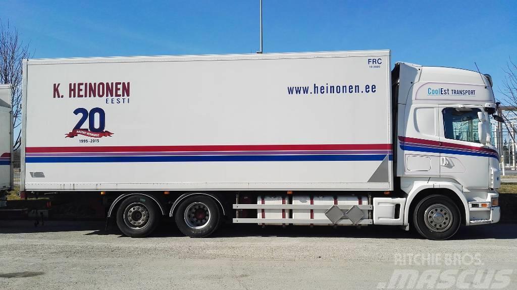 Scania R 470 LB