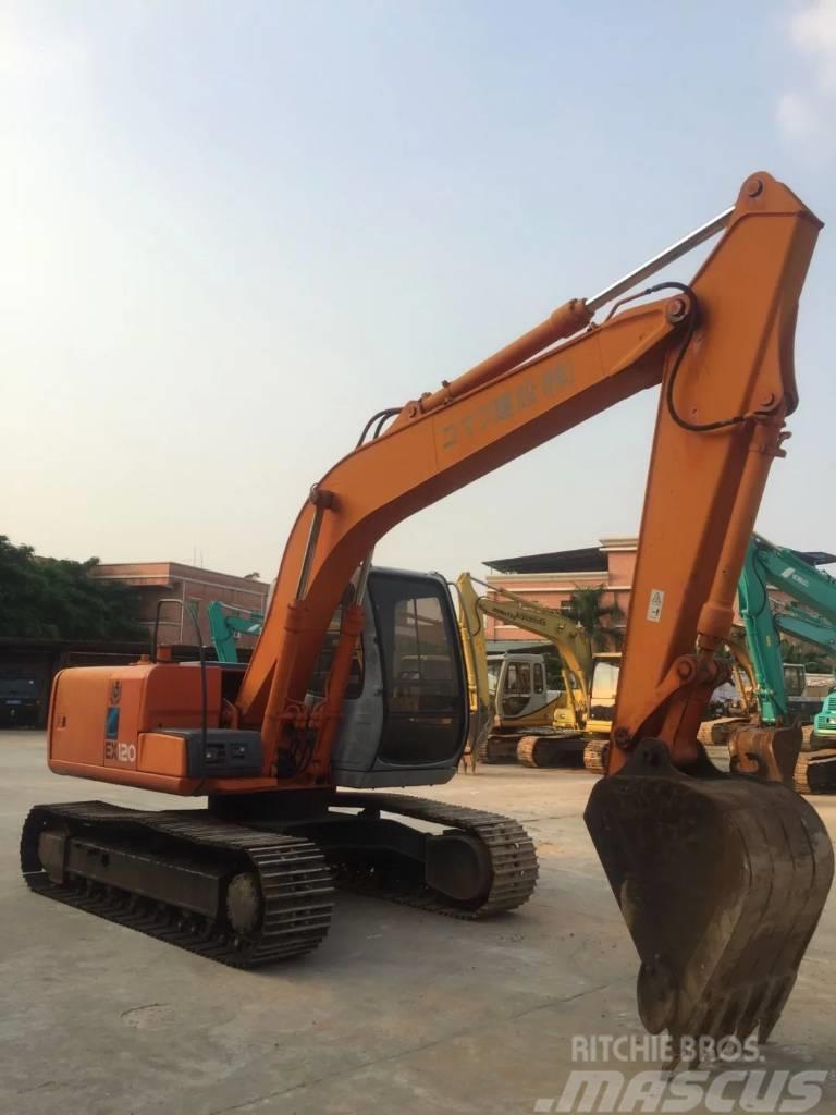 Hitachi ex120-5