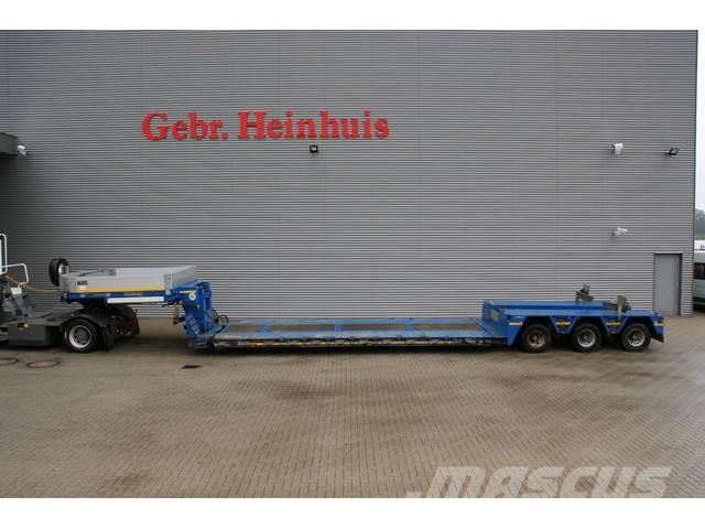 Goldhofer STZ-VMPA3-45/80 A 5.2 M Extand. Powersteering!