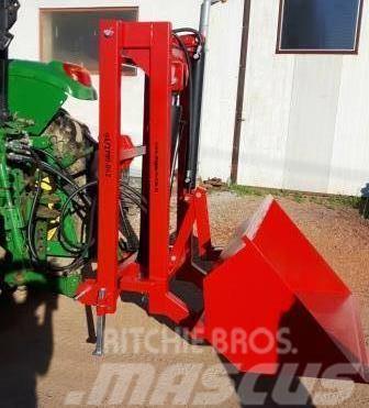 Megas Traktorski hidraulični utovarivač L1100