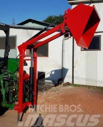 Megas Traktorski hidraulični utovarivač L1100, 2017, Multi purpose loaders