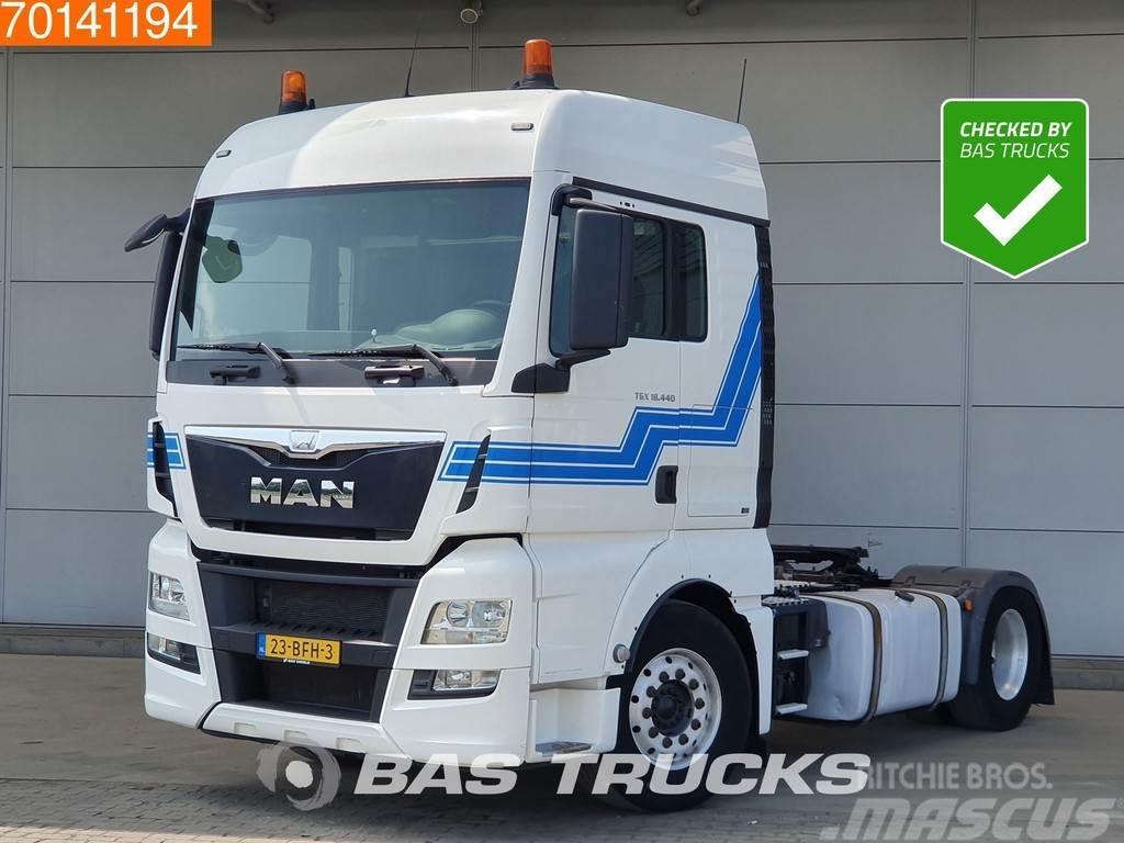 MAN TGX 18.440 4X2 NL-Truck XLX Hydraulik Alcoa's