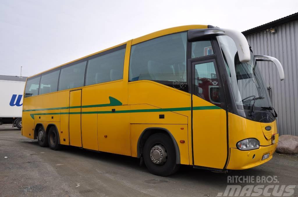 Scania K124 6*2 IRIZAR
