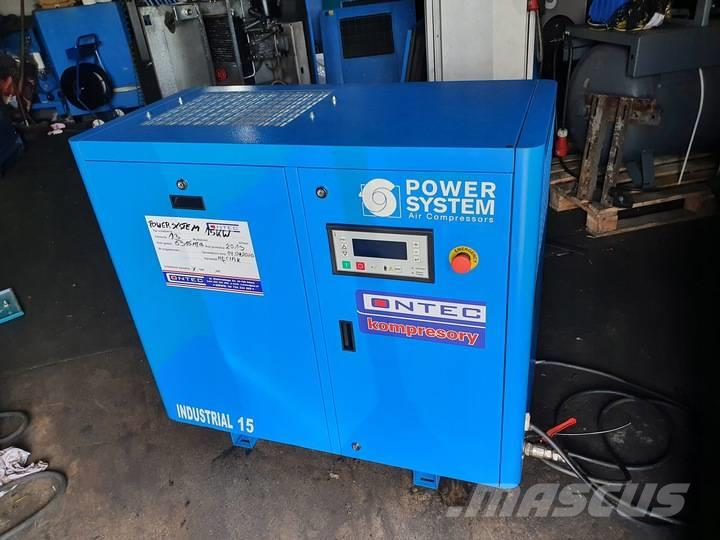 Power SYSTEM INDUSTRIAL 15/DF 10 A