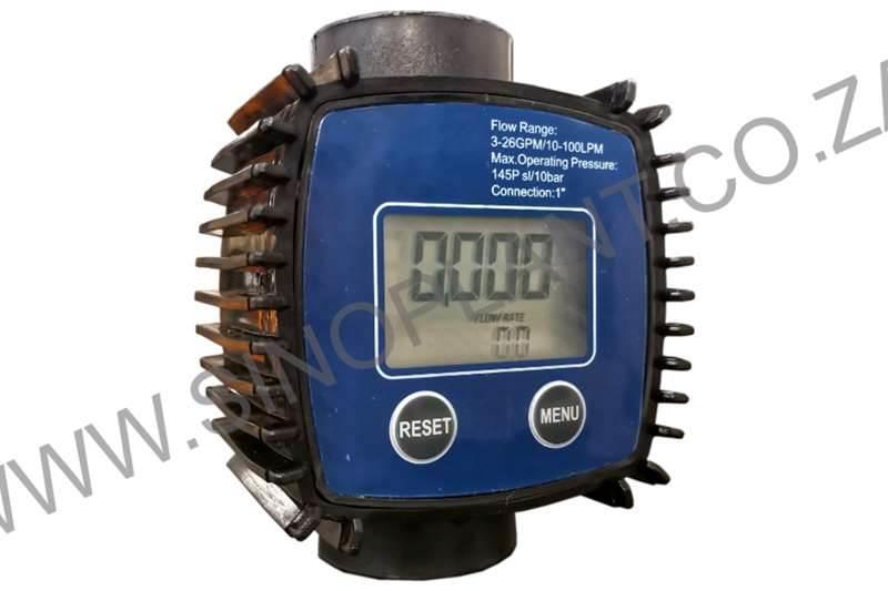 Sino Plant Fuel Meter Diesel-Paraffin – Electronic (f