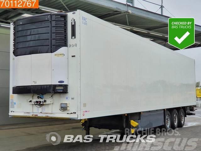 Schmitz Cargobull Carrier Maxima 1300 LBW Liftachse Ladebordwand Blu
