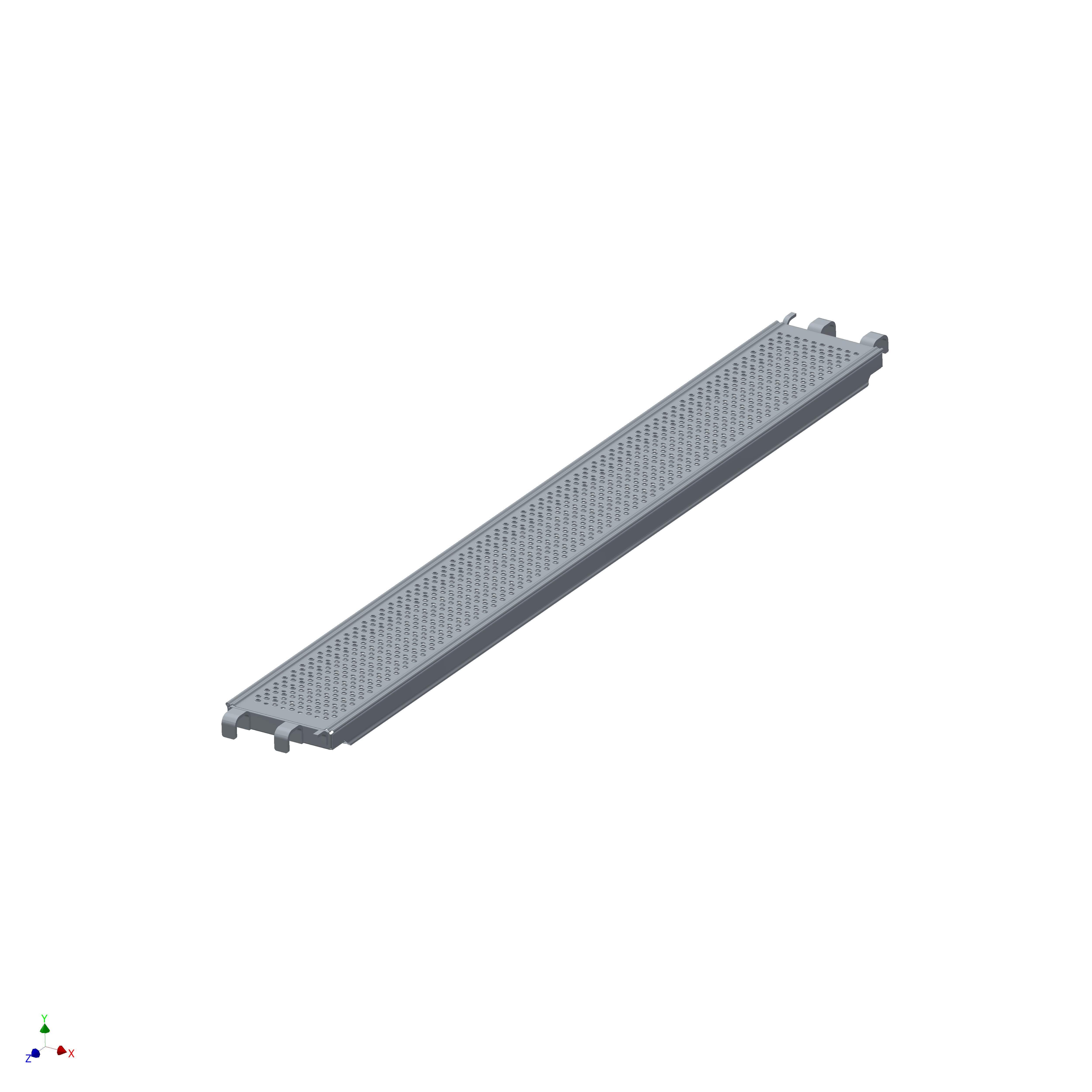 [Other] U pomost ,u type steel plank rusztowanie Baumann