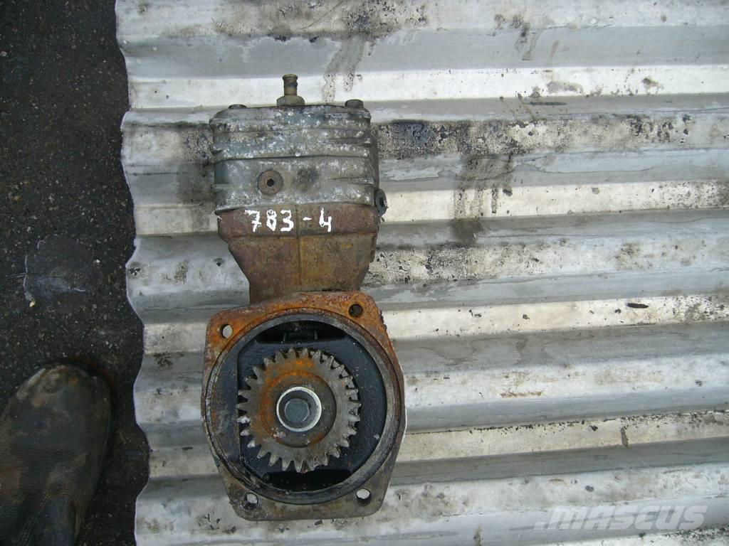 DAF XF95 compressor