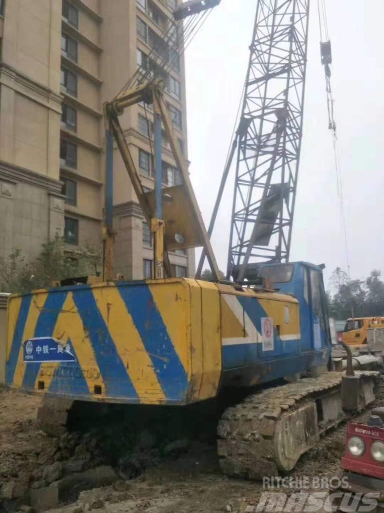 Sumitomo LS218 80ton crawler crane