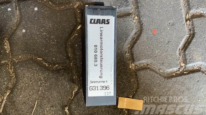CLAAS Modul 010680.3 Linearmotorsteuerung