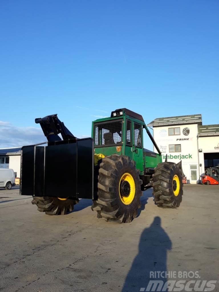 Timberjack 450C