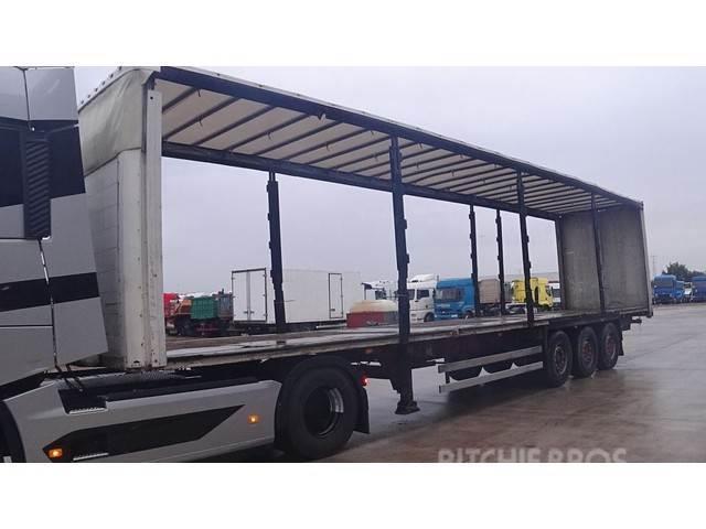 Schmitz Cargobull SPR 27 (SAF-AXLES / BELGIAN TRAILER)